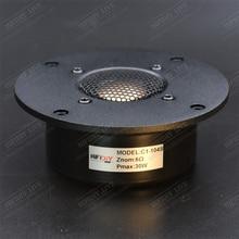 HIFIDIY LIVE hifi 4 inch  Tweeter Speaker Unit Beryllium copper film 6 OHM 30W  Aluminum panel Treble Loudspeaker C1 104S