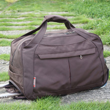 Fashion Business suitcase Vintage travel trolley rolling luggage bag men bags  women handbag brand female valiz bag maletas