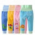 Защита ребенок живот брюки бархат двойной высокой талии брюки детские брюки уход живота dr0107baby аксессуары для детей