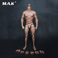 12 Inches Scale Muscular Mens Body Fit For 1 6 Scale Male Head Sculpts