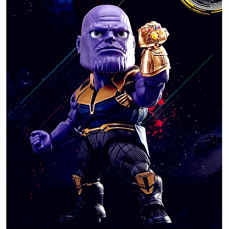 Avengers 3 Thanos Statue Magus Superhero Anti-Hero EAA-059 Anime PVC Action Figure Collectible Model Toy L2218Avengers 3 Thanos Statue Magus Superhero Anti-Hero EAA-059 Anime PVC Action Figure Collectible Model Toy L2218