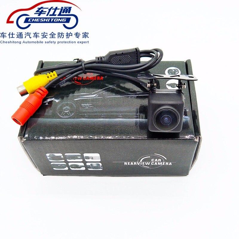 180 grad auto kamera Große weitwinkel rückansicht kamera Für DVD Back up Kamera Ohne parkplatz linie