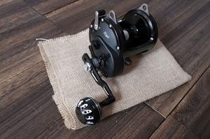 Image 2 - WOEN V7corrosion resistant aluminum alloy Drum wheel Sea fishing Iron plate wheel 6BB+1RB Fishing reel Speed ratio: 4.1:1
