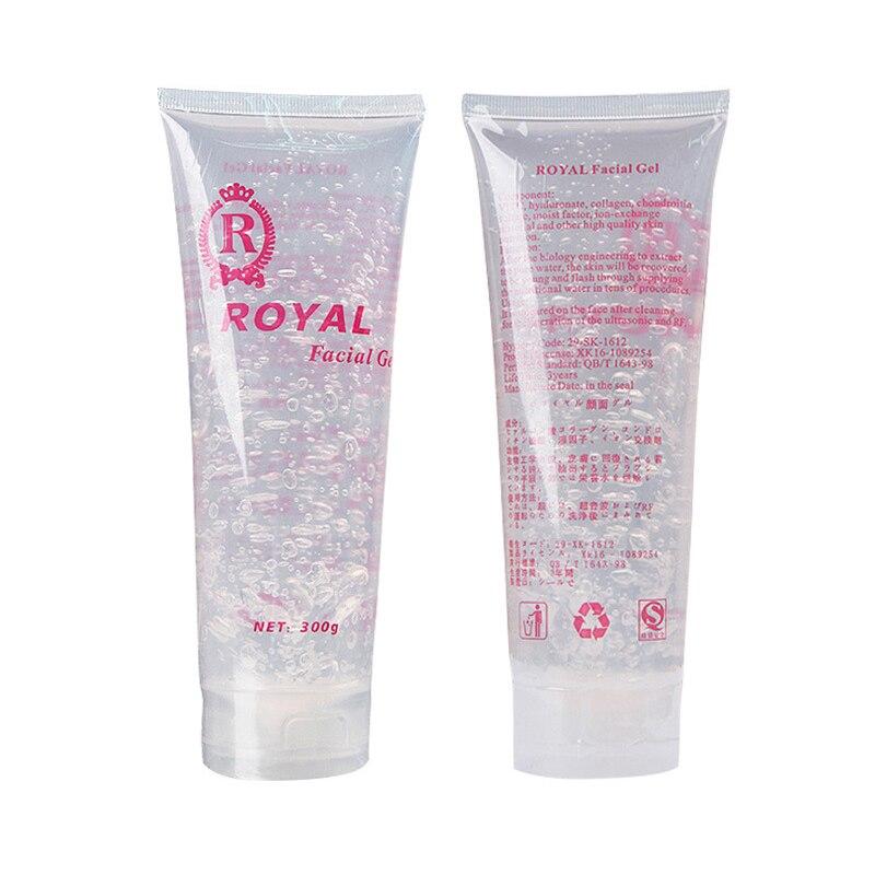 1 pc eficaz injeção ultrassônica gel endurecimento levantamento apertar anti envelhecimento/rugas gel facial para o dispositivo de beleza cuidados com a cara