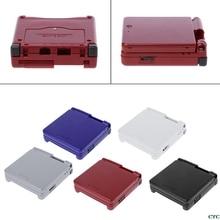 Чехол накладка для Nintendo GBA SP Gameboy, полностью заменяемый чехол для Advance SP