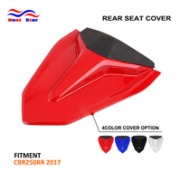 Motorcycle Multi Color ABS Plastic Rear Seat Cover Cowl For HONDA CBR250RR CBR 250RR 2017