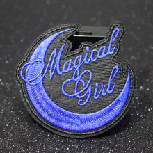 Pulaqi Rock Bands Patches For Clothing Iron On Metal Patch DIY Punk Stripes Clothes Embroidered Badges Stickers