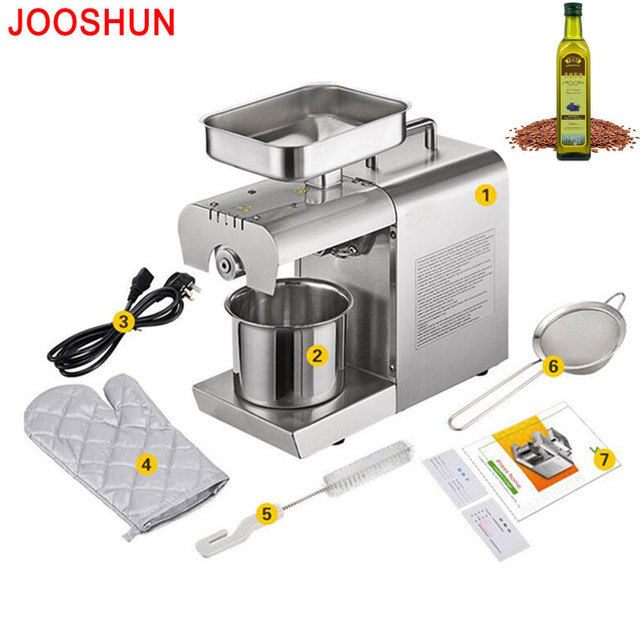Oil Extraction Machine For Home Use