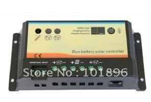 10A solar panel battery charge controller,solar regulator