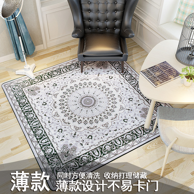 High Quality European Modern Style Bedroom Room Carpet