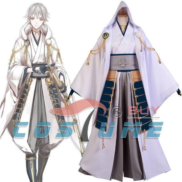 Touken Ranbu Online Tsurumaru Kuninaga Cosplay Costume(No Armor)