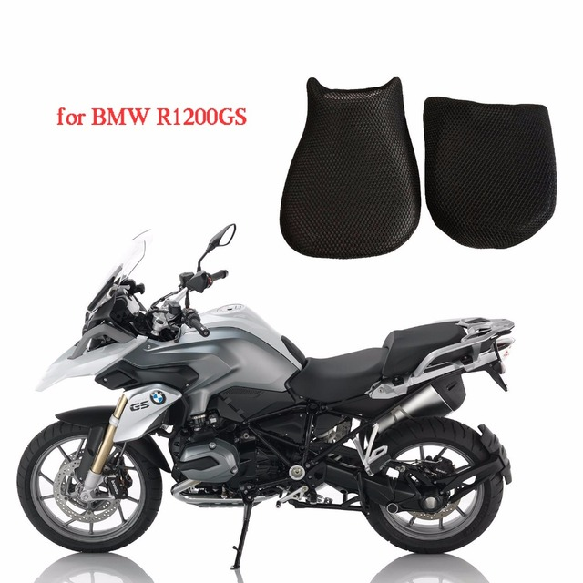 For BMW R1200GS LC / R1200 GS LC ADV Adventure Motorcycle  seat cover Prevent bask in seat scooter Heat insulation Cushion cover
