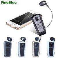 CEL Wireless Clip Retractable Bluetooth 4 0 Earphone Vibration For IPhone 6S NOV28