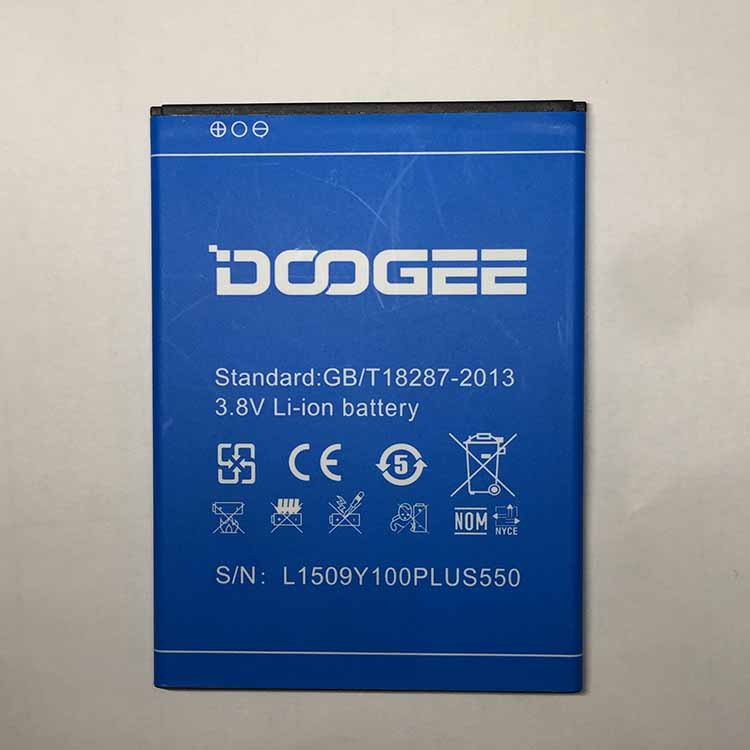 3000mAh 3.8v Valencia2 Y100 Plus Phone Accumulator For DOOGEE Y100 PLUS Stand Original Battery For Doogee y100 Plus