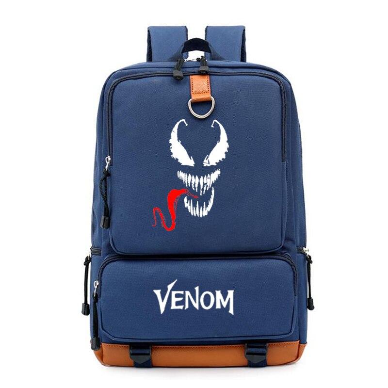 Gepäck & Taschen Herrentaschen Cartoon Spider-man Rucksack Student Leucht Animation Schultaschen Für Teenager Laptop Rucksack Reisetaschen