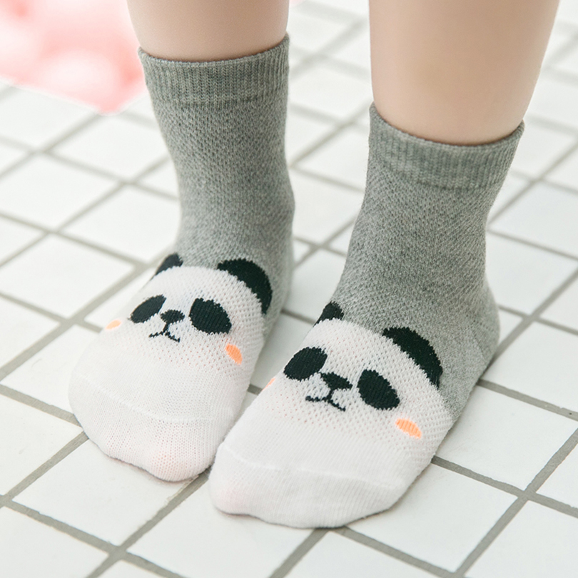 5 pair/lot Children Socks lots Cotton Cartoon Boy and Girl Kids Sock Set Winter 2018 New TREARISH