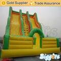 ПВХ Гигантские Надувные Слайд Bouncying Слайд Надувные Оборудование На Продажу