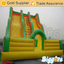 PVC Giant Inflatable Slide Bouncying Slide Inflatable Equipment For Sale
