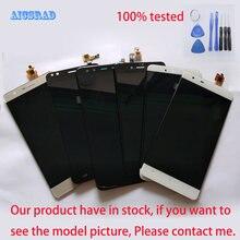 Jerry AICSRAD 100% Testado bem Para Wiko LCD Display + Touch Screen digitador Assembléia sensor