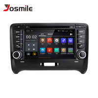 2 Din Android 8,1 автомобиль DVD Multimeida для AUDI TT MK2 8J 2006 2007 2008 2009 2010 2011 2012 2013 2014 радио gps навигации Системы