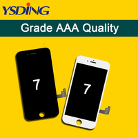 5PCS LCD For Apple IPhone 7 LCD Display Touch Screen Digitizer Assembly No Dead Pixel Complete