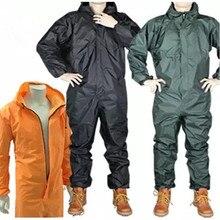 Модный мотоциклетный дождевик/комбинированный дождевик/комбинезон для мужчин и женщин, непромокаемый костюм, дождевик