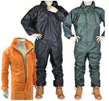 Fashion motorcycle raincoat /Conjoined raincoat/overalls men and women fission rain suit rain coat(China)
