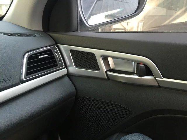 Auto interior door handle trim sticker for Elantra  2016,Type B ,auto accessories