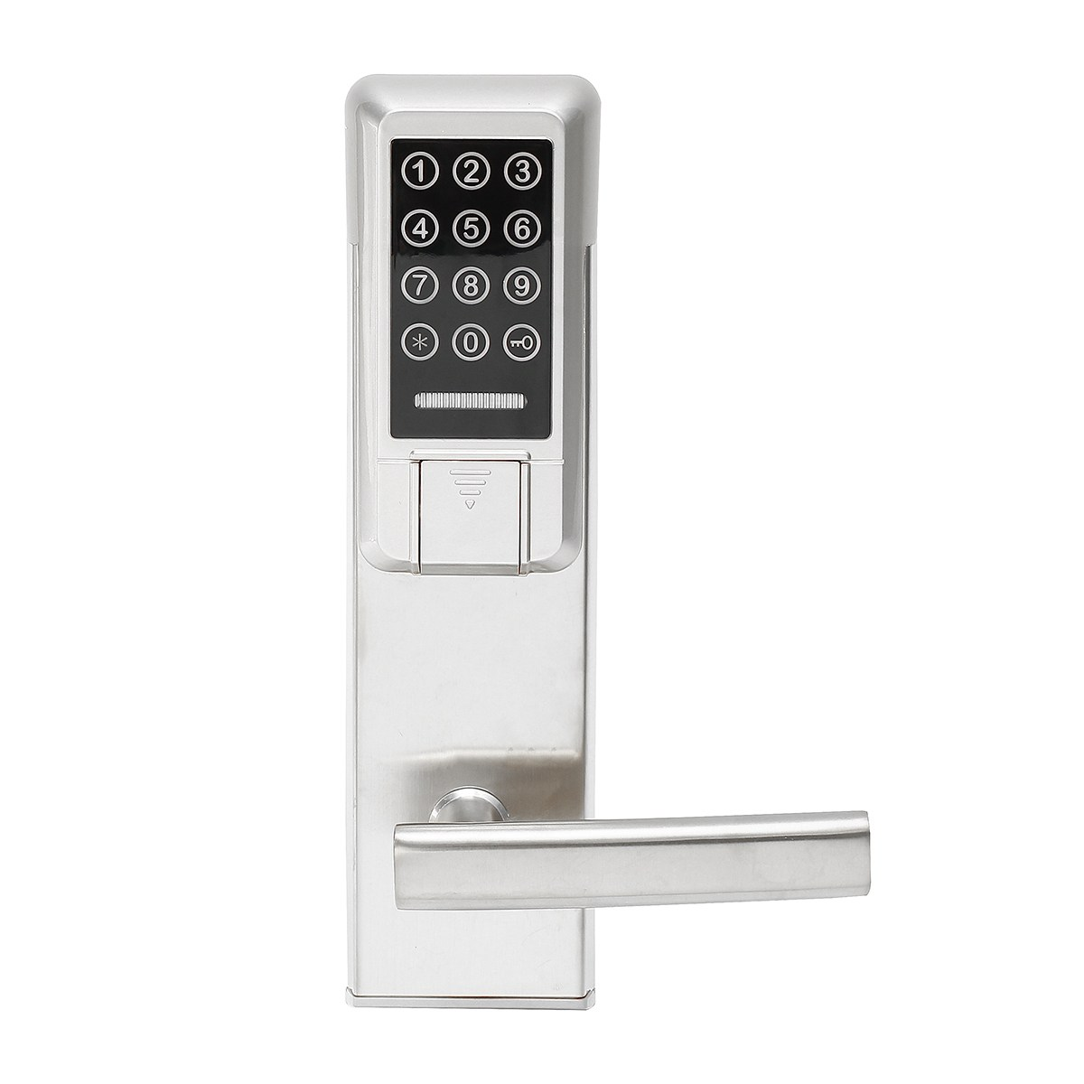 Safurance Electronic Digital Smart Password Door Lock Keypad Touch Screen With RFID Card Access Control Home Security
