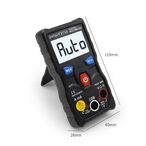 Image 4 - ZOYI ZT S1 جهاز إختبار مالتيميتر رقمى autoranging صحيح rms autootriz Mmultimetro مع NCV LCD الخلفية + مصباح يدوي مثل RM403B