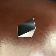 25x25x25mm Right Angle Prism Coating Al N-BK7 (K9) Optical Components Glass for Precision Optical Instruments 1pc 100mm optical glass four sides prism for optical experiment optics instruments rainbow principle research