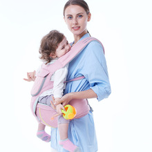 Baby Carrier Kangaroo Bag Breathable Front Facing Oxford 4 in 1 Infant backpack Pouch Wrap baby Sling for newborns 721