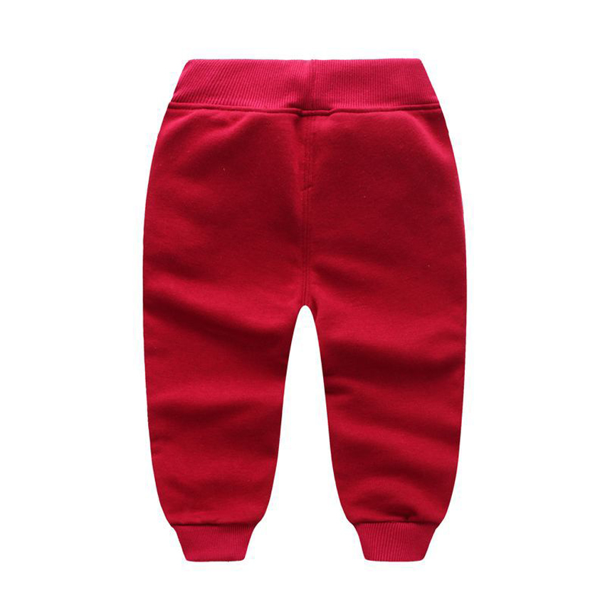 Retail 2016 New spring autumn cotton kids pants Boys Girls Casual Pants 2 Colors Kids Sports trousers Harem pants Hot Sale-4