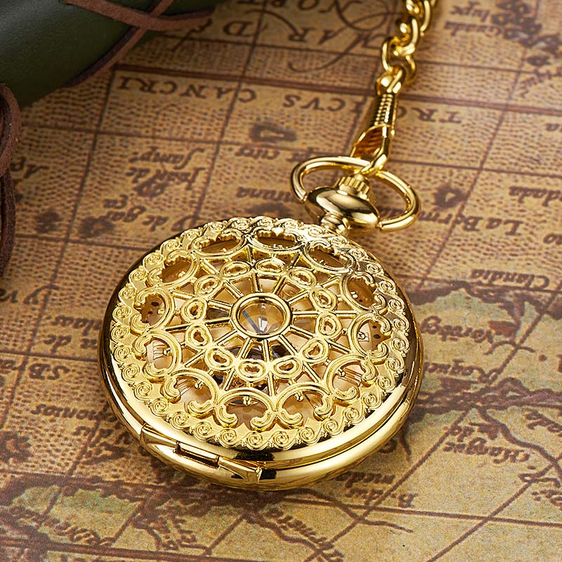 Ouyawei pocket gold mechanical watch men vintage pendant watch ouyawei pocket gold mechanical watch men vintage pendant watch necklace chain antique fob watches relogio bolso in pocket fob watches from watches on mozeypictures Images