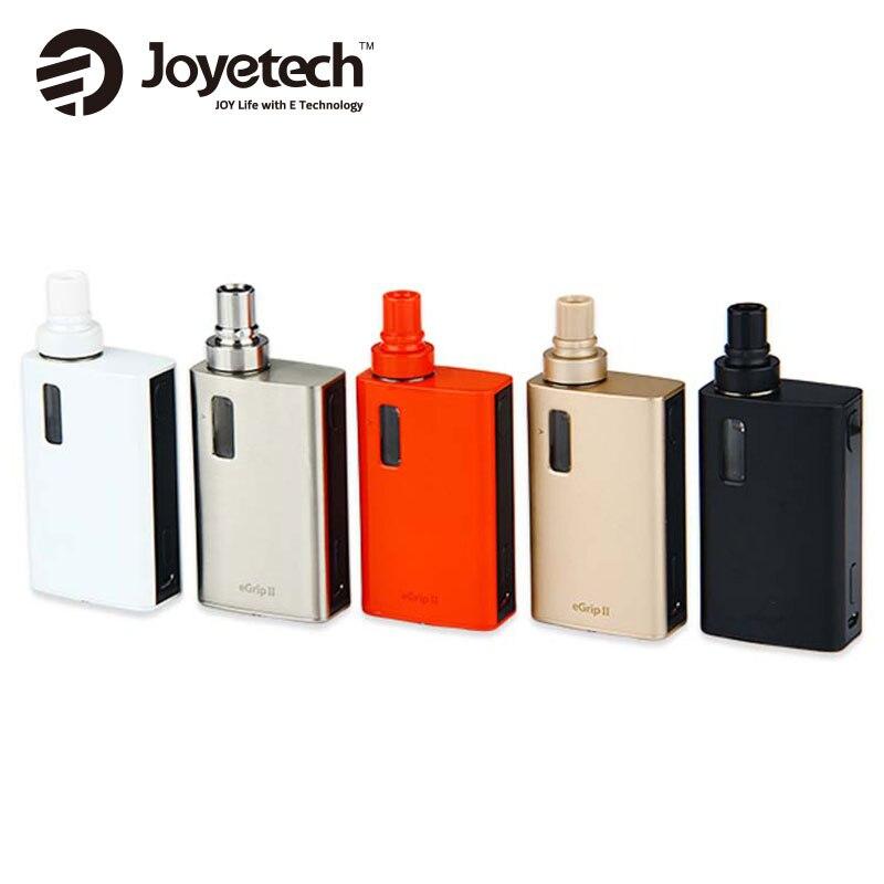 Original 80W Joyetech eGrip II VT Full Kit 2100mAh Battery eGrip 2 Kit 3.5ml/2.0ml Capacity e-grip 2 Kit Electronic Cigarette