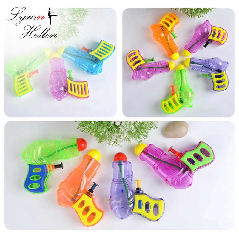 Children Mini Squirt Water Gun Beach Bath Swimming Pool funny Summer Interaction Outdoor Educational Pistol Baby Kids Toy