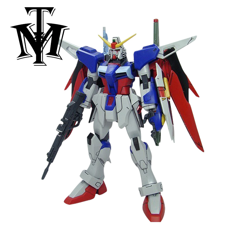 Anime Gaogao HG 1/144 Gundam Destiny ZGMF-X42S model hot kids toy action figure assembled Robot juguetes puzzle Christmas gift 1