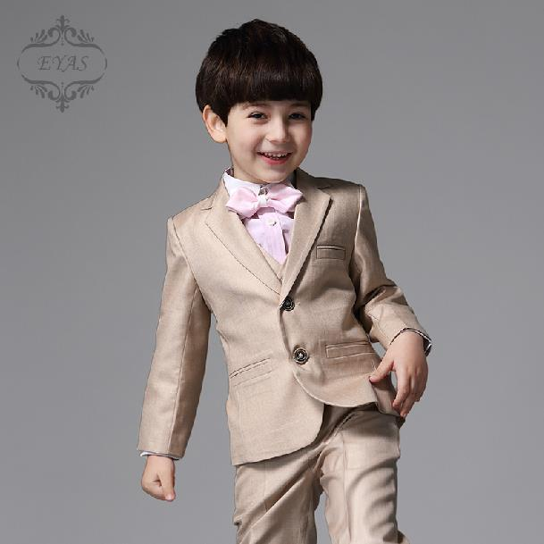 Wedding Party Dress Boy Single Ted Formal Solid Children Boys Costumes Little Suits In Blazers From Mother Kids On Aliexpress