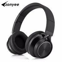 Zonyee Bluetooth 4 2 Headset Heavy Bass Wireless Stereo Earphone Earbuds Apt X Hi Fi BL99