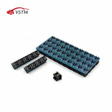 HOT !SOIC8 SOP8 to DIP8 EZ Socket Converter Module Programmer Output Power Adapter With 150mil Connector SOIC 8 SOP 8 To DIP 8
