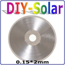 cell Ribbon solar DIY