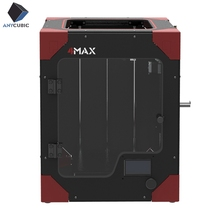 ANYCUBIC Formax 3d Printer Large Size Modular Design High Precision FDM Desktop Impresora 4max Diy Kit as 1kg Filament for Gift