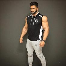 New Autumn Brand Gyms Men Joggers Sweatpants Mens Casual Trousers Sporting Clothing The High Quality Bodybuilding Pants