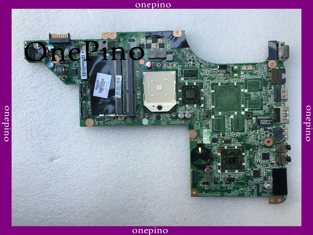605496-001  For HP Pavilion DV7 DV7-4000 Laptop Motherboard DDR3 605496-001 DA0LX8MB6D0