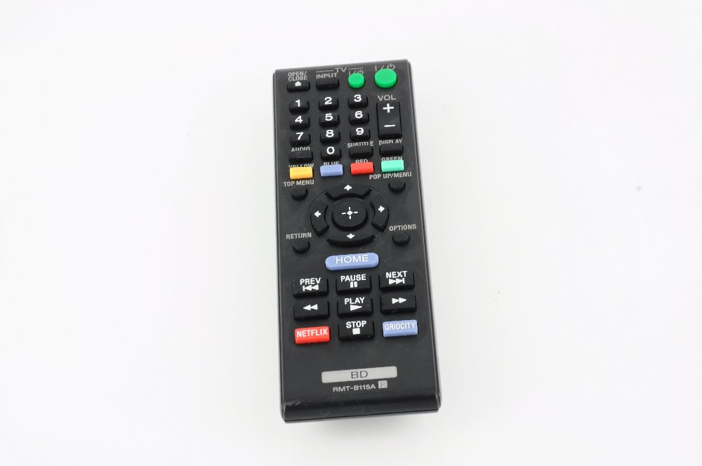 For <font><b>SONY</b></font> bdp-bx58 bdp-s380 bdp-bx38 <font><b>Blu</b></font> <font><b>ray</b></font> DVD <font><b>player</b></font> and remote control rmt-b115a