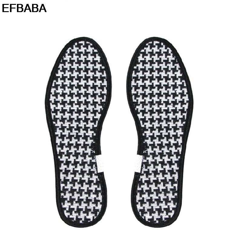 EFBABA Sports Insoles Sweat Breathable Deodorant Insoles Aromatherapy Fade Odor Insole Men Women Shoes Pad Inserts Accessoires