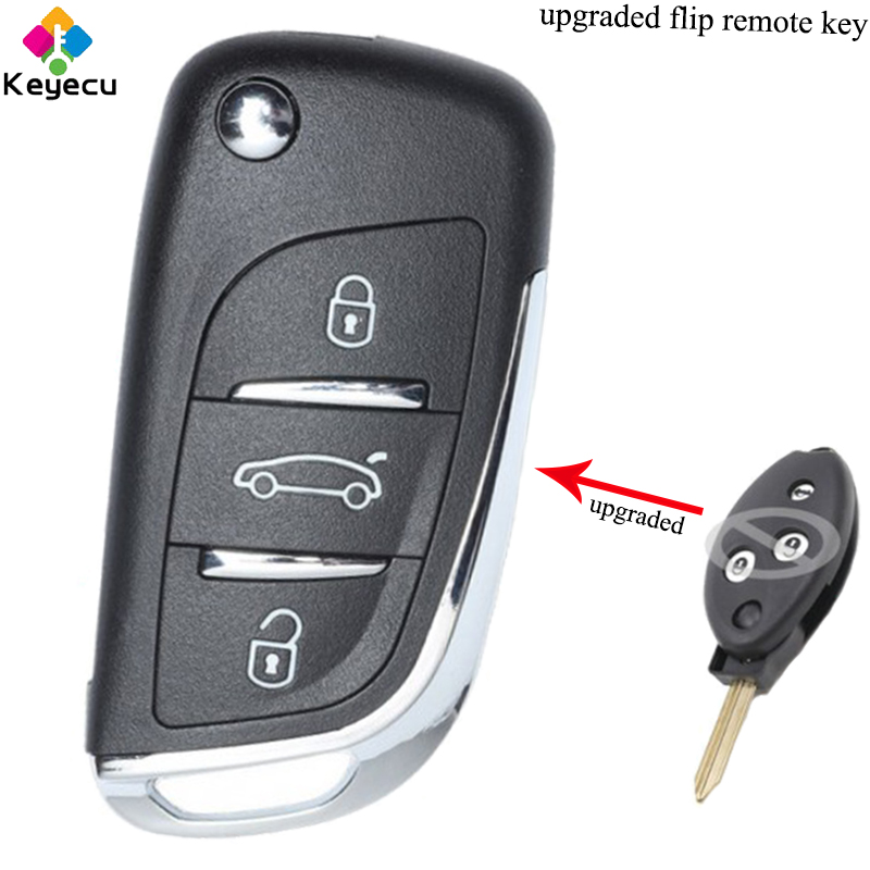 keyecu-upgraded-flip-remote-control-car-key-with-3-buttons-434mhz-id46-chip-sx9-uncut-blade-fob-for-peugeot-font-b-senna-b-font-2009