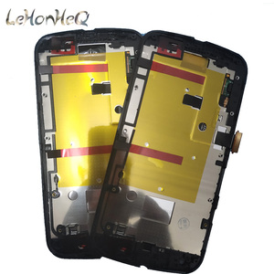 Image 4 - 10 Piece/lot For Motorola MOTO G2 G+1 XT1063 XT1068 LCD Display Touch screen Digitizer Assembly For MOTO G 2nd XT1069 LCD