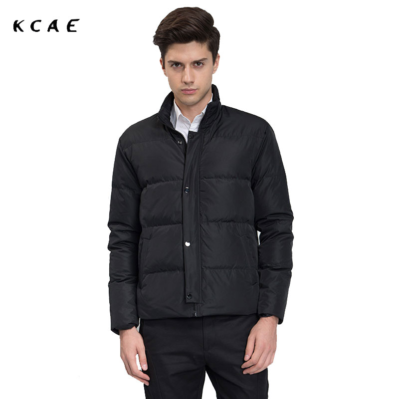 New 2017 Hot Sale Men Winter Cotton-Padded Coat Jacket Winter Size S-4XL Parkas High Quality hot sale cotton solid men tank top