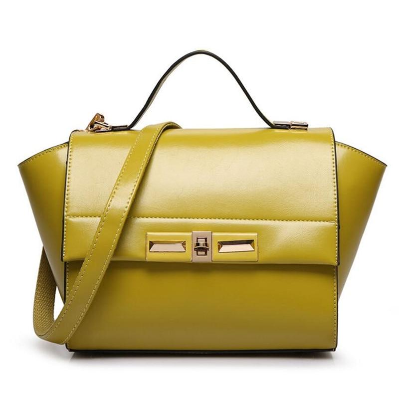 ФОТО 2016 PU Leather Women Bags Famous Brand Handbags Ladies Lock Buckle Casual Shoulder Crossbody Bags